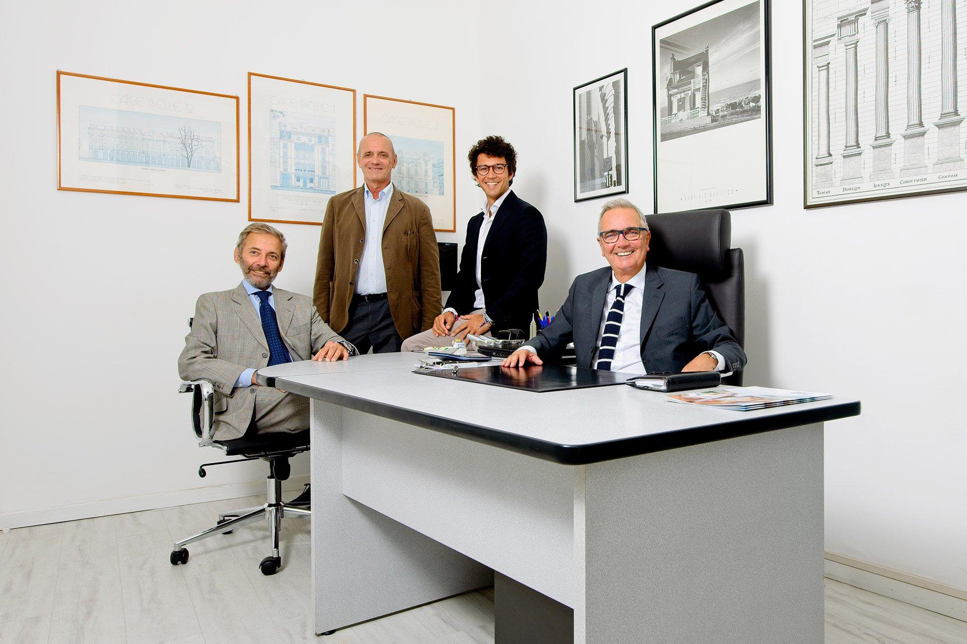 team di capital case esperto nella valutazione di immobili